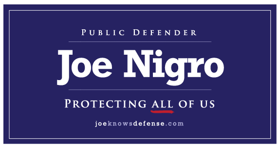 Joe Knows Defense Logo